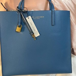 New with tags!!! Periwinkle blue Marc Jacobs bag